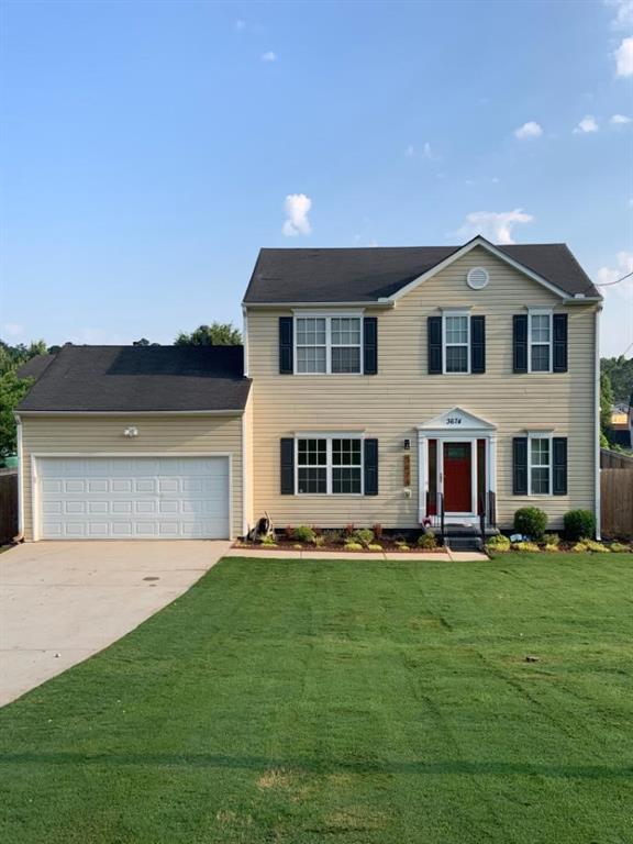 3674 Linecrest Road, Ellenwood, GA 30294 (MLS #6555445) :: Iconic Living Real Estate Professionals