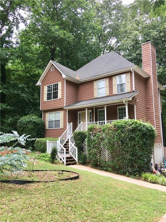 502 Woodland Trace, Woodstock, GA 30189 (MLS #6555761) :: The Cowan Connection Team