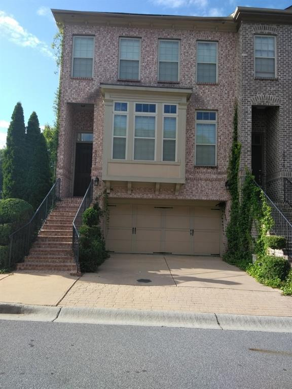 2077 NW Callaway Court NW #2077, Atlanta, GA 30318 (MLS #6556015) :: The Zac Team @ RE/MAX Metro Atlanta