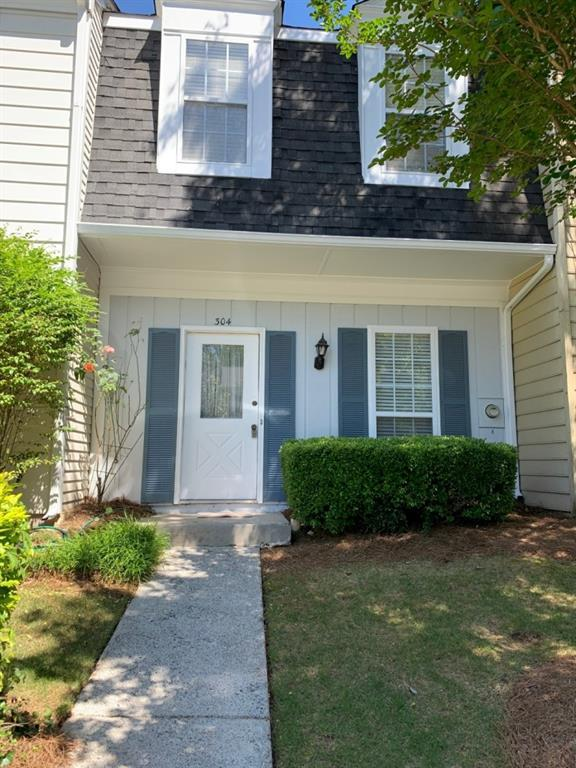304 Wedgewood Way, Atlanta, GA 30350 (MLS #6556166) :: RE/MAX Paramount Properties