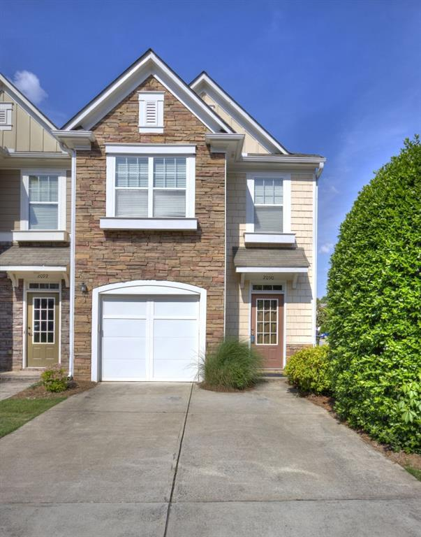 2090 Lakeshore Overlook Drive NW, Kennesaw, GA 30152 (MLS #6556220) :: Kennesaw Life Real Estate