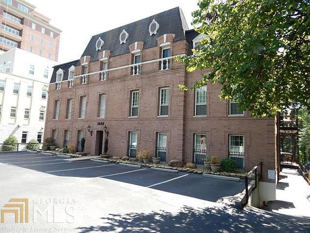 3649 Peachtree Road NE #201, Atlanta, GA 30319 (MLS #6556239) :: RE/MAX Paramount Properties