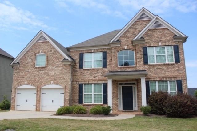 2527 Ozella Place SW, Atlanta, GA 30331 (MLS #6556279) :: North Atlanta Home Team