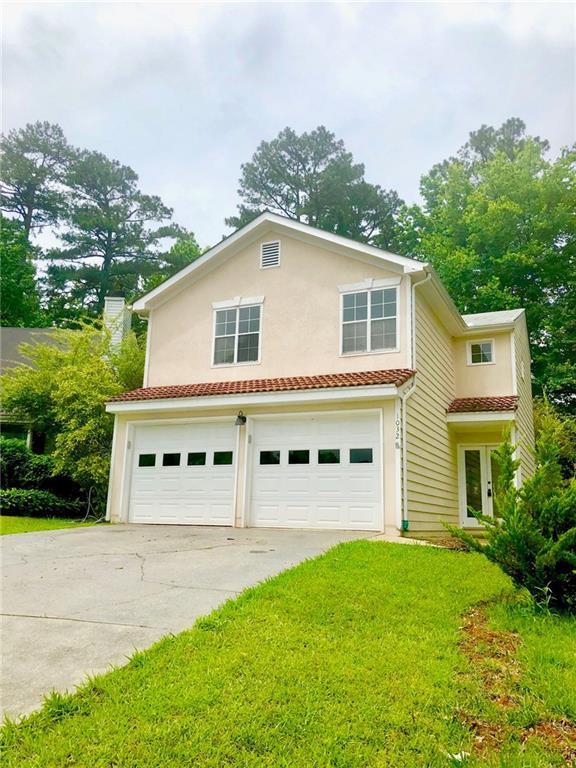 1032 Hillsborough Chase NW, Kennesaw, GA 30144 (MLS #6556354) :: Hollingsworth & Company Real Estate