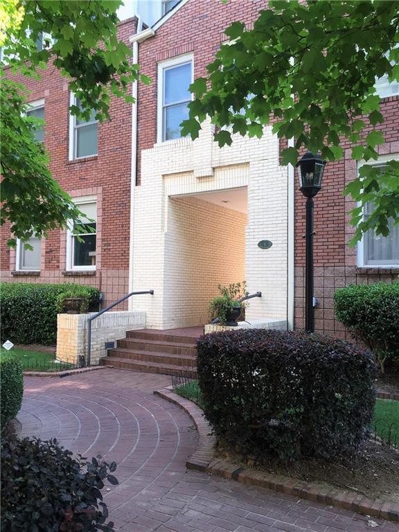1170 N Highland Avenue NE B6, Atlanta, GA 30306 (MLS #6557241) :: RE/MAX Paramount Properties
