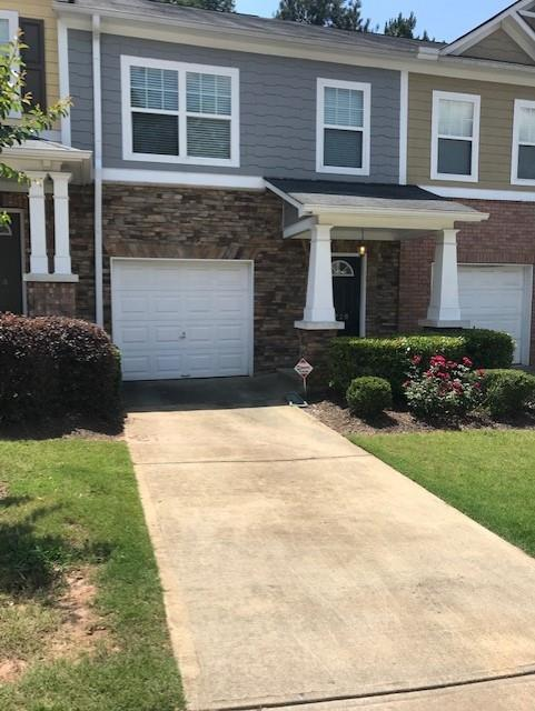 1726 Arbor Gate Drive #1907, Lawrenceville, GA 30044 (MLS #6557374) :: The Cowan Connection Team