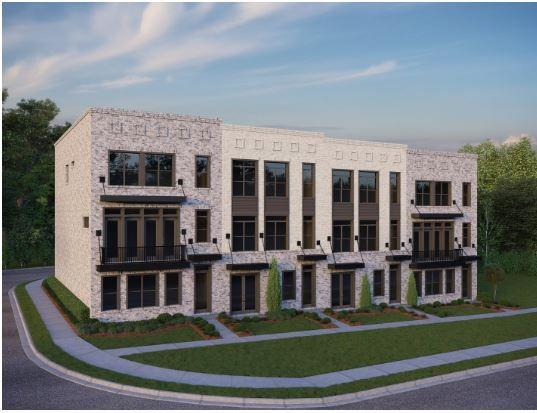 1622 Aldworth Place #6, Atlanta, GA 30339 (MLS #6557415) :: RE/MAX Paramount Properties