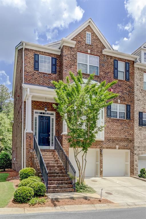 2981 Rivergreen Lane SE, Atlanta, GA 30339 (MLS #6557432) :: RE/MAX Paramount Properties