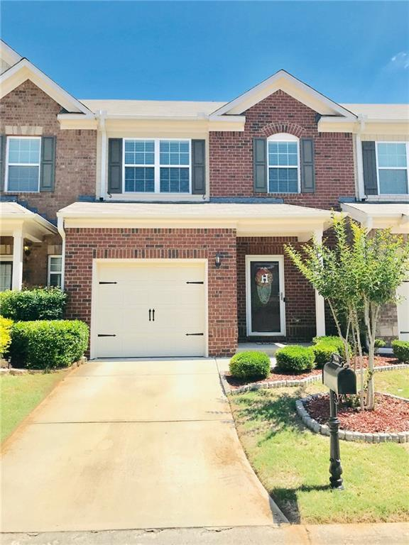 7656 Green Glade Way, Lithonia, GA 30038 (MLS #6557501) :: The Zac Team @ RE/MAX Metro Atlanta