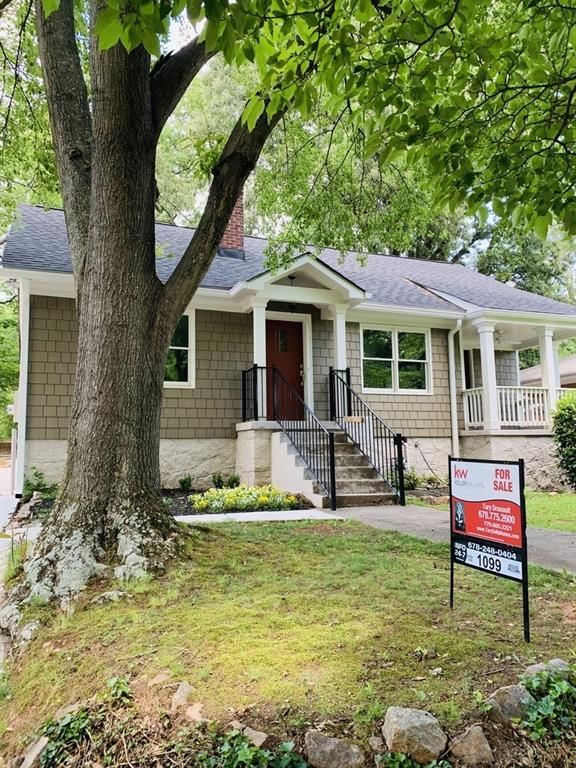 861 SW Erin Avenue SW, Atlanta, GA 30310 (MLS #6557983) :: Buy Sell Live Atlanta
