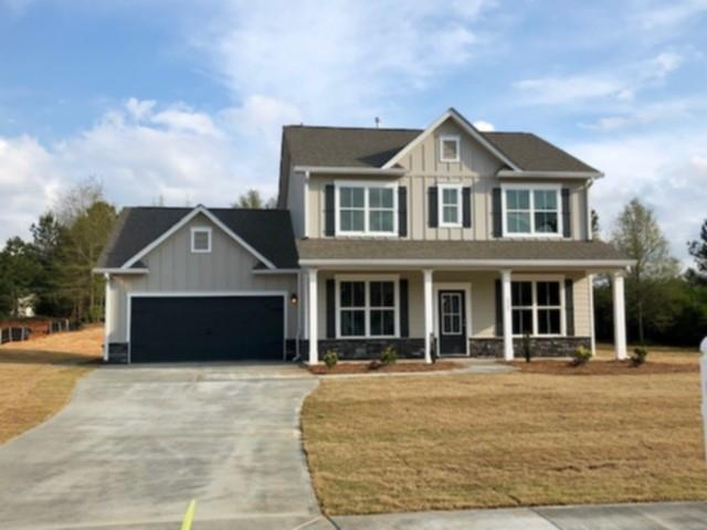 1520 Maddox Lane, Monroe, GA 30656 (MLS #6558012) :: The Zac Team @ RE/MAX Metro Atlanta