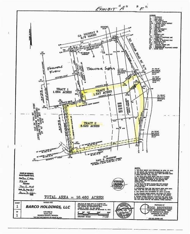400 Atlanta Highway NW, Winder, GA 30680 (MLS #6558726) :: RE/MAX Paramount Properties