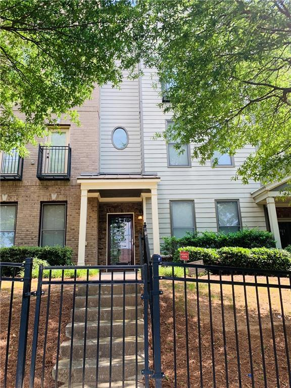 785 Liberty Commons Drive NW, Atlanta, GA 30314 (MLS #6559089) :: Rock River Realty