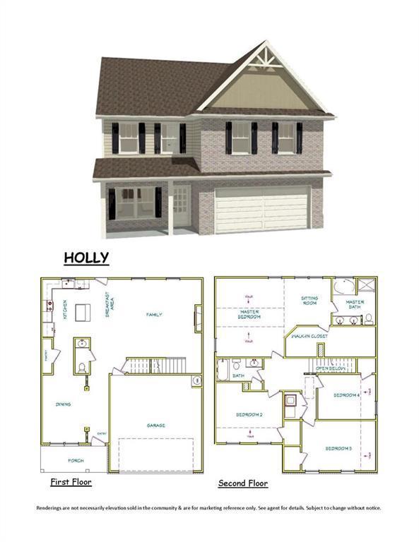 2016 Bridgewater Pass, Hampton, GA 30238 (MLS #6559205) :: Iconic Living Real Estate Professionals