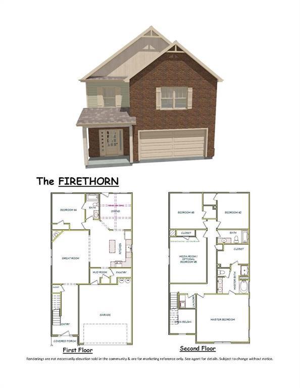 2012 Bridgewater Pass, Hampton, GA 30238 (MLS #6559207) :: Iconic Living Real Estate Professionals