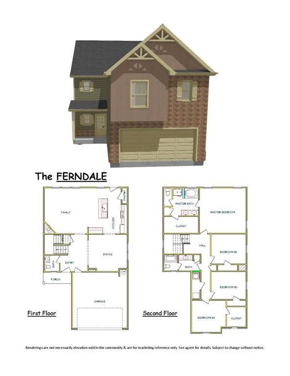 2008 Bridgewater Pass, Hampton, GA 30238 (MLS #6559210) :: Iconic Living Real Estate Professionals