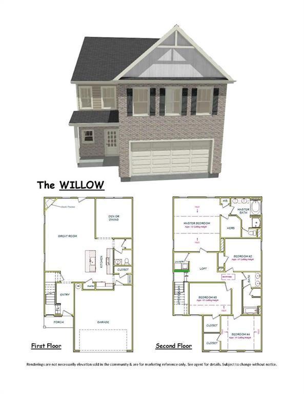 2002 Bridgewater Pass, Hampton, GA 30238 (MLS #6559214) :: Iconic Living Real Estate Professionals