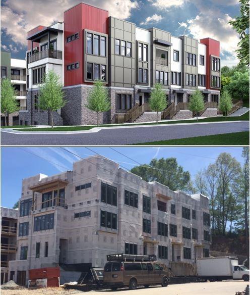 383 Pratt Drive #506, Atlanta, GA 30315 (MLS #6559441) :: Iconic Living Real Estate Professionals