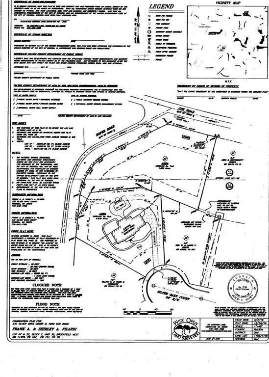 1050 Cox Road, Roswell, GA 30075 (MLS #6559507) :: North Atlanta Home Team