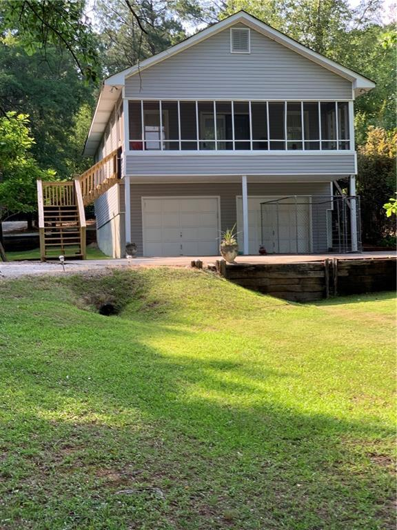 462 Rockville Springs Drive, Eatonton, GA 31024 (MLS #6559529) :: The Zac Team @ RE/MAX Metro Atlanta