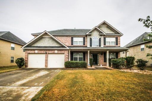1363 Cochran Crossing, Mcdonough, GA 30252 (MLS #6563620) :: North Atlanta Home Team