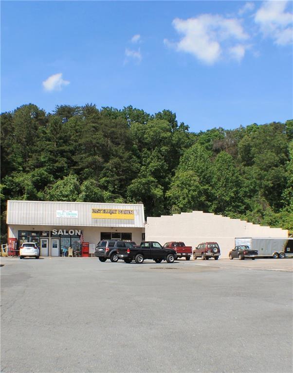 627 Maddox Drive, East Ellijay, GA 30540 (MLS #6564339) :: The Heyl Group at Keller Williams