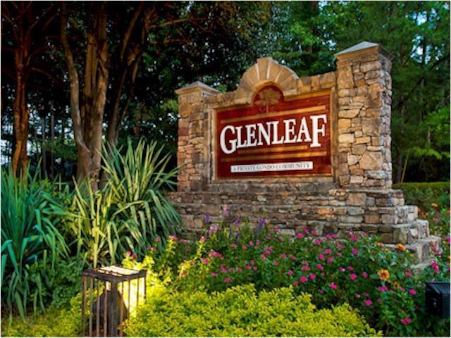 1606 Glenleaf Drive #1606, Peachtree Corners, GA 30092 (MLS #6564768) :: The Heyl Group at Keller Williams
