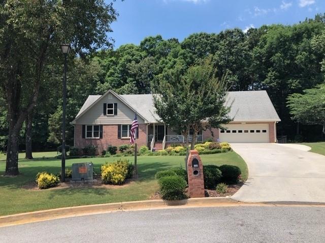 1389 Caritas Court, Conyers, GA 30013 (MLS #6565001) :: North Atlanta Home Team