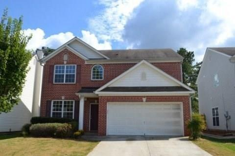 465 Clairidge Lane, Lawrenceville, GA 30046 (MLS #6567627) :: North Atlanta Home Team