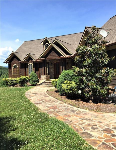 4431 Furman Gribble Road, Young Harris, GA 30582 (MLS #6568503) :: North Atlanta Home Team
