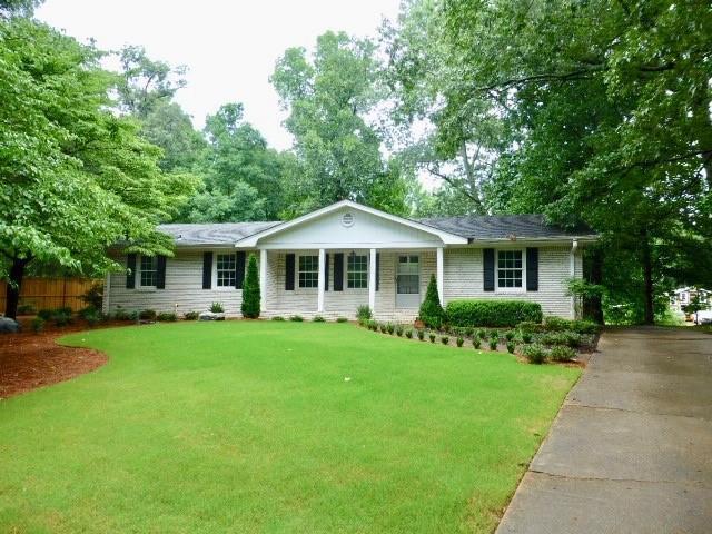 570 Concord Road SW, Smyrna, GA 30082 (MLS #6568925) :: Kennesaw Life Real Estate