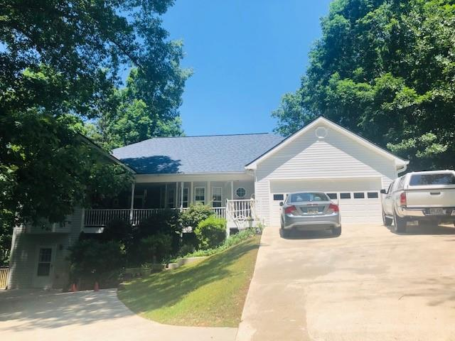 82 S Windsor Drive, Dawsonville, GA 30534 (MLS #6569159) :: North Atlanta Home Team