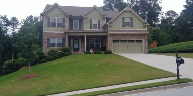 428 Cooper Ridge Drive, Loganville, GA 30052 (MLS #6569296) :: The Heyl Group at Keller Williams