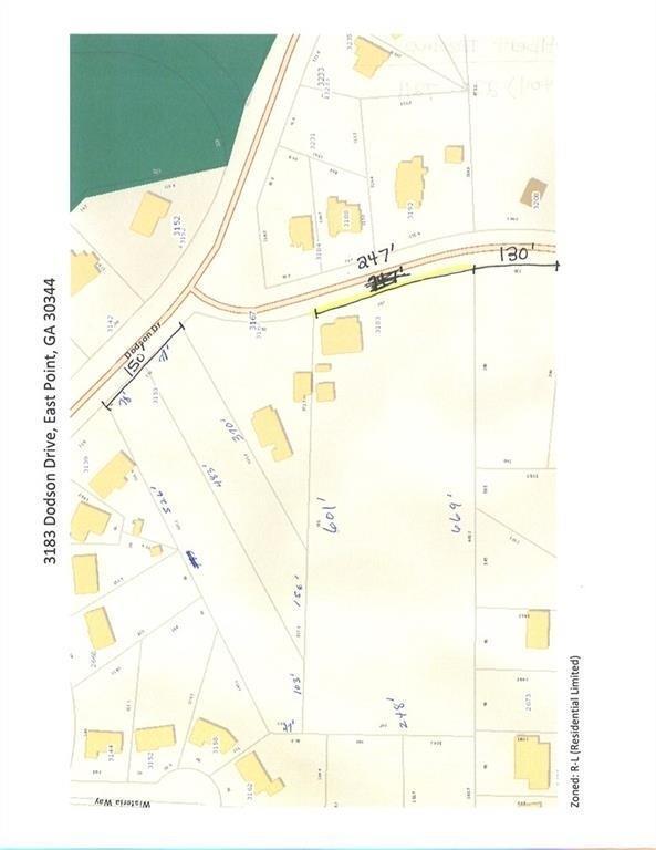 3183 Dodson Drive, East Point, GA 30344 (MLS #6569934) :: North Atlanta Home Team
