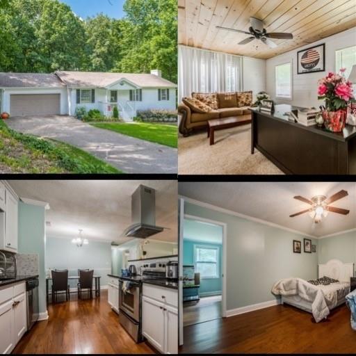 1291 Sommerset Drive, Lawrenceville, GA 30043 (MLS #6570180) :: North Atlanta Home Team