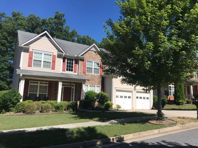 3402 Sandy Bank Drive, Auburn, GA 30011 (MLS #6570585) :: The Cowan Connection Team