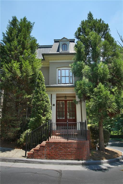 3127 Lenox Road NE #26, Atlanta, GA 30324 (MLS #6570600) :: RE/MAX Paramount Properties
