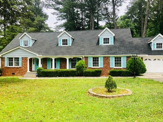 537 Lynn Valley Road, Atlanta, GA 30311 (MLS #6570894) :: North Atlanta Home Team