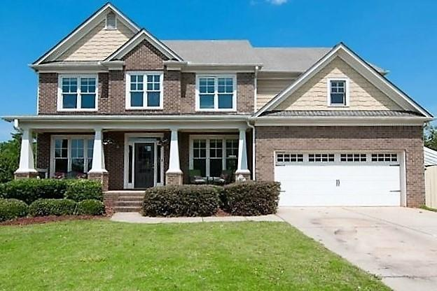 6257 Stillwater Place, Flowery Branch, GA 30542 (MLS #6570942) :: North Atlanta Home Team