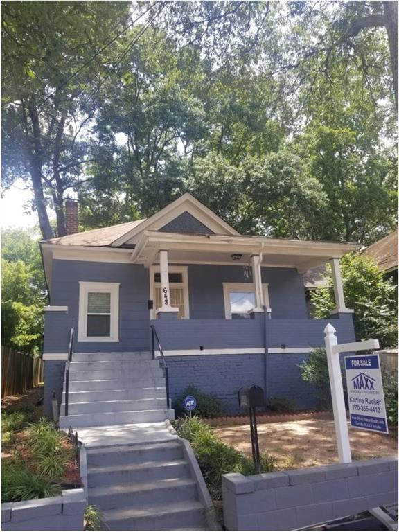 648 Grady Place SW, Atlanta, GA 30310 (MLS #6571253) :: Path & Post Real Estate