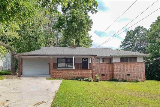 3371 Hyland Drive, Decatur, GA 30032 (MLS #6571652) :: North Atlanta Home Team