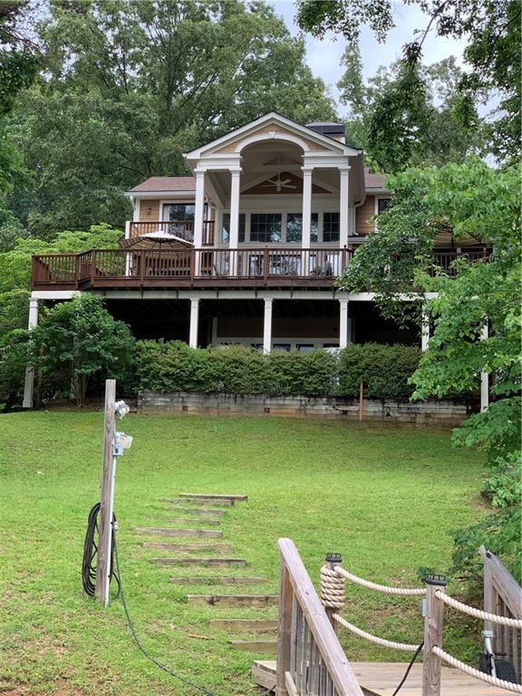 397 Herman Sosebee Road, Dawsonville, GA 30534 (MLS #6571680) :: Path & Post Real Estate