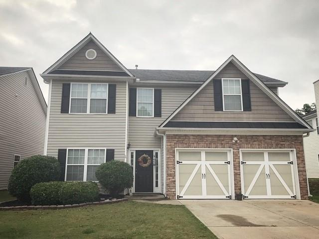 54 Brookvalley Commons, Dallas, GA 30157 (MLS #6572882) :: North Atlanta Home Team