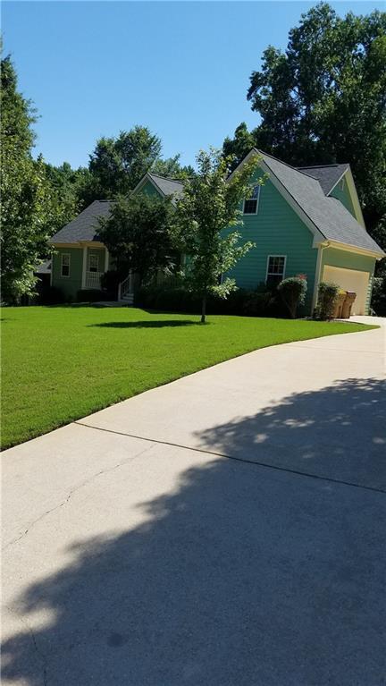 150 Wood Crest Lane, Hoschton, GA 30548 (MLS #6573552) :: Buy Sell Live Atlanta