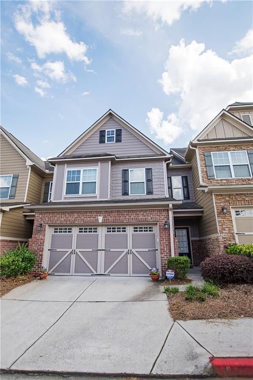 1515 Dolcetto Trace NW #1, Kennesaw, GA 30152 (MLS #6573696) :: The Heyl Group at Keller Williams