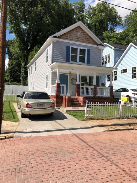 118 Haygood Avenue SE, Atlanta, GA 30315 (MLS #6573909) :: North Atlanta Home Team