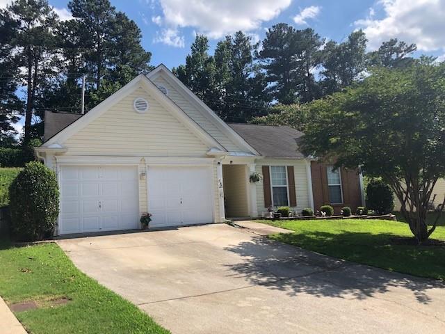 203 Park Forest Way NW, Kennesaw, GA 30144 (MLS #6574198) :: North Atlanta Home Team