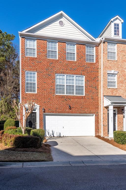 3759 Chattahoochee Summit Drive SE #3, Atlanta, GA 30339 (MLS #6574210) :: The Heyl Group at Keller Williams