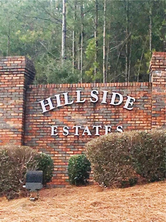 0 Hillside Drive, Rocky Face, GA 30740 (MLS #6574813) :: Kennesaw Life Real Estate