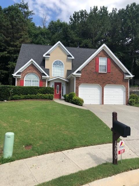 1200 Glenbrook Court, Tucker, GA 30084 (MLS #6574858) :: North Atlanta Home Team